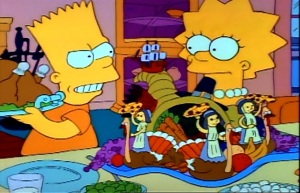 simpsons thanksgiving19